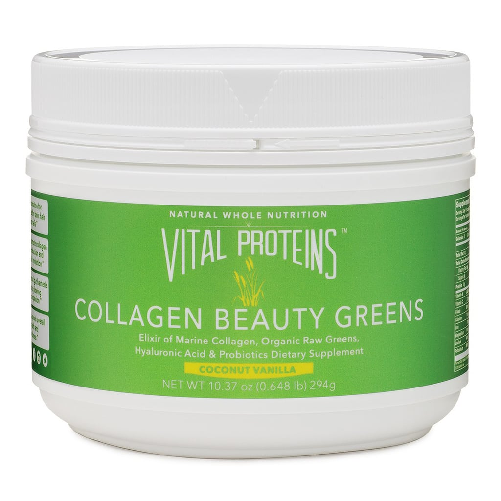 Vital Proteins Collagen Beauty Greens 10 37 Oz Liberation